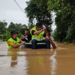Laporan Bantuan Banjir Di Temerloh